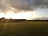 Sunset Golf im Golfclub Tessin