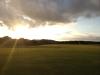 Sunset Golf im Golfclub Tessin