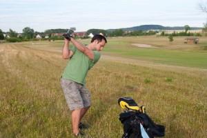 Sea Course Bahn 9 - Golfclub Schloss Teschow
