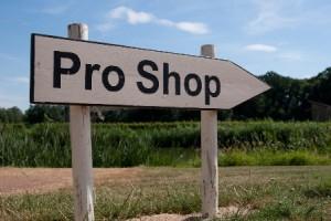 Pro Shop Golfclub Schloss Teschow