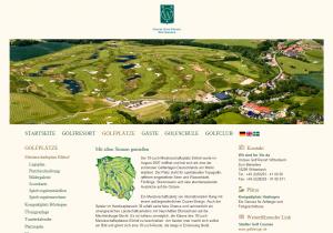 Gute und einfache Struktur - die neue Webseite vom OGC Wittenbeck