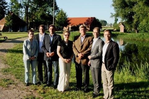 Mitglieder des Golfbeirat MV
