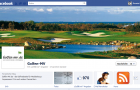 Facebook Chronik Golfen-MV