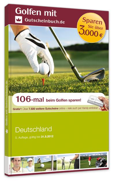 Golf-Gutscheinbuch 2011/2012