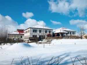 Golfclub Fleesensee Winter