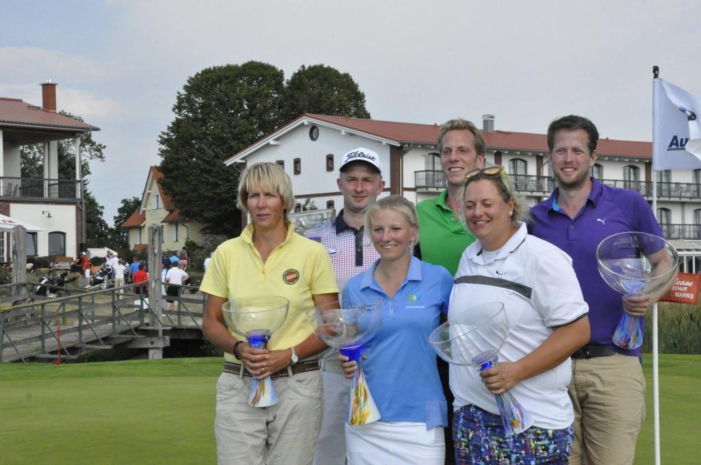 Einzel-Landesmeisterschaften im Golfpark Strelasund