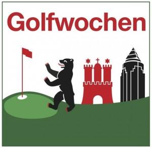 Berliner Golfwoche - Logo