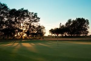 Golf in Warnemuende 2012