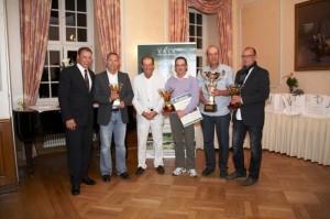 1. Van der Valk Deutschland Golf Trophy im Schlosshotel Meisdorf