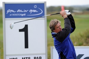 Barry LANE - European Senior Tour: Pon Senior Open 2012 at WINSTONgolf