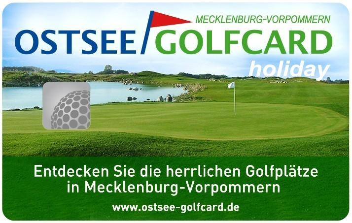 Ostsee-Golfcard