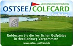 OSTSEE-GOLFCARD holiday