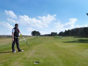 Grün der Bahn 7 - Baltic Hills Golf Usedom