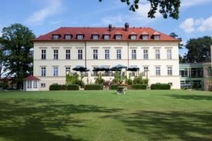 Schloss Teschow - Aussenansicht