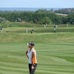 Viele Golfer
