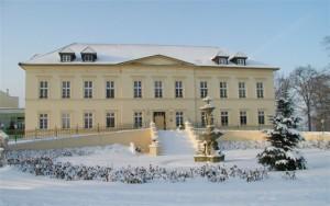 Winter im Golfclub Teschow