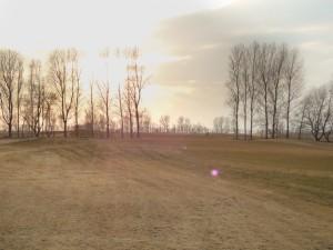 Bahn 27 - Golfanlage Warnemünde