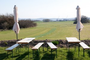 Golfclub Sassnitz - Clubhausterasse