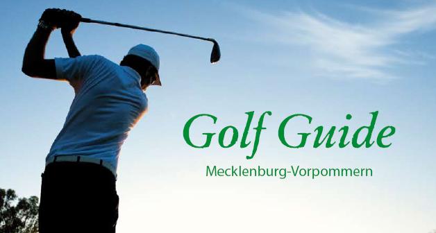 Der neue Golf Guide für Mecklenburg-Vorpommern 2012