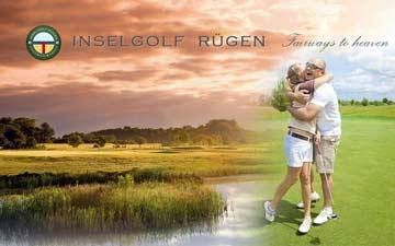 Golf-Erlebnistag im Golfclub Karnitz auf Rügen