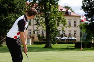 Schloss Teschow - Golfen