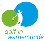 Golf in Warnemünde - Das Logo repräsentiert die Gegebenheiten der Natur