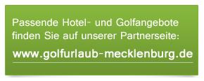 WINSTONgolf Golfhotel Angebote auf Golfurlaub-Mecklenburg.de
