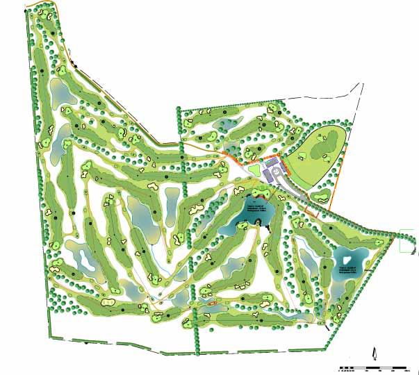 Golf in Warnemünde auf 27 verschiedenen Golfbahnen