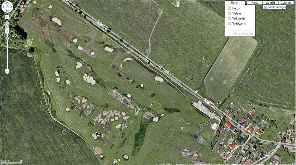 golfclub-fischland-satellitenaufnahme