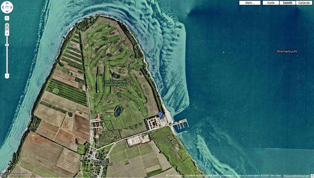 golfclub-hohen-wieschendorf-satellitenaufnahme