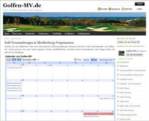 golfkalender-2009