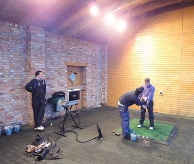 Golftraining in Wittenbeck