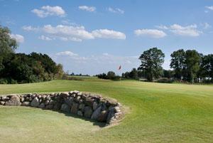 Insel-Course Golfplatz Strelasund