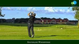 Golfanlage Warnemünde - Callaway Fitting