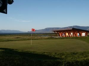 Golf auf Island - Nesklubburinn Golf Club