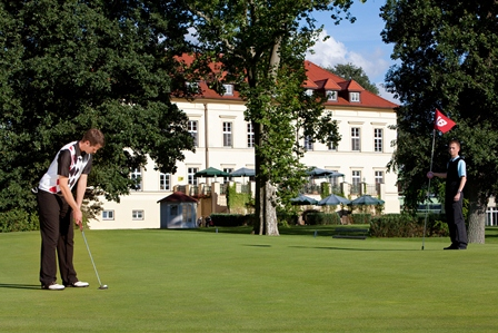 Schloss Teschow - erholsam golfen