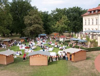 Sommerfest auf Schloss Teschow