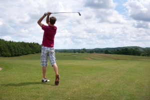 Golfclub Tessin - Bahn 4