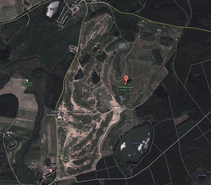 Neus Kartenmaterial Google Maps - WINSTON