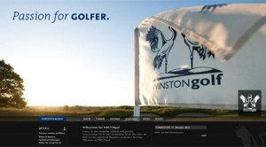WINSTONgolf - Passion for Golfer